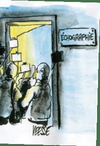 L'échographie de compétition